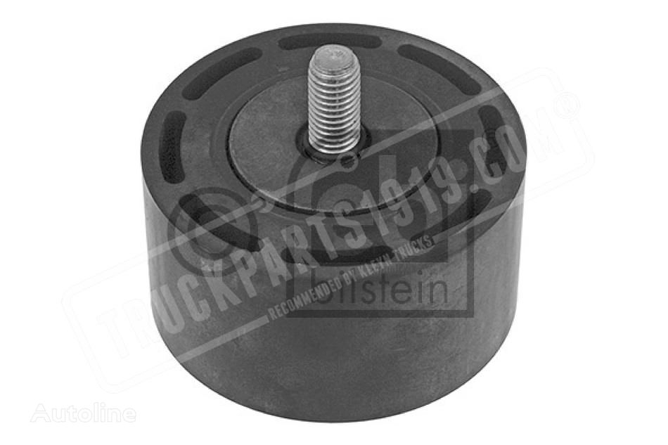 Idler pulley for auxiliary belt FEBI BILSTEIN other engine spare part for truck