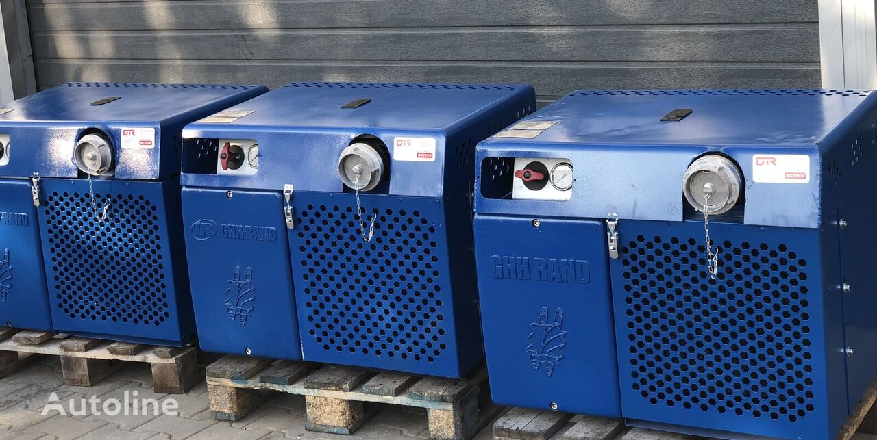 GHH RAND CS85 pneumatic compressor for tractor unit