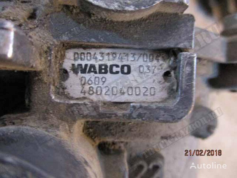 WABCO upravleniya tormozami pricepa (0004319413) pneumatic crane for MERCEDES-BENZ tractor unit