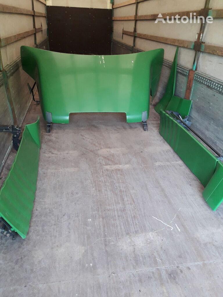 MAN Dach , und 2 seiten (8765370747) spoiler for MAN 440 tractor unit