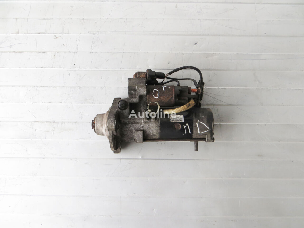 MAN MD331 starter for tractor unit