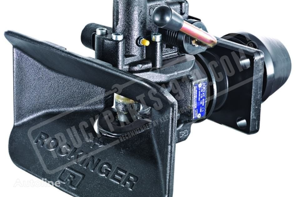 new ROCKINGER tow bar for truck