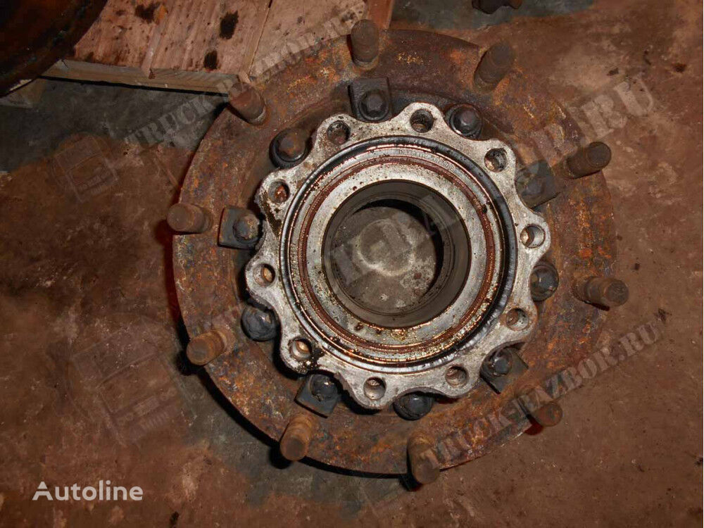 (81357010155) wheel hub for MAN tractor unit