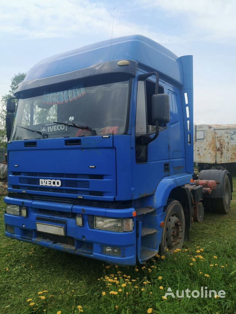 IVECO EUROTECH 380 tractor unit