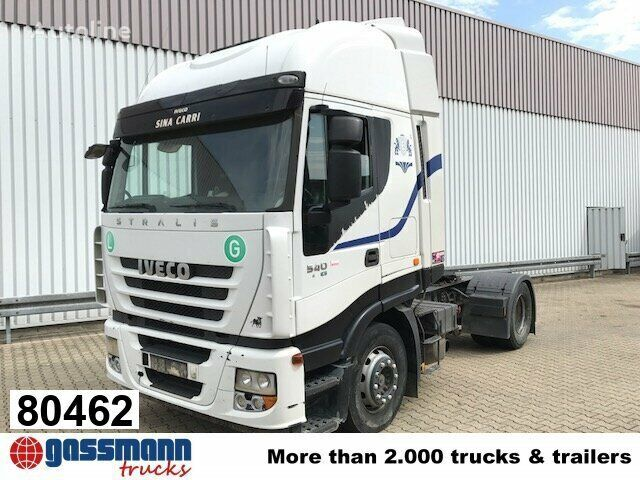 IVECO Stralis AS440S45 T/P 4x2 ActiveSpace  tractor unit