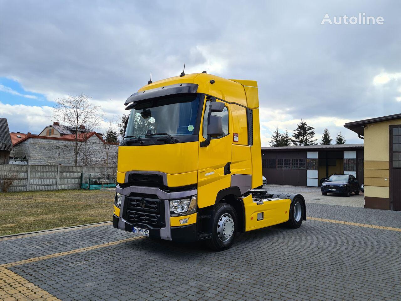 RENAULT T HIGH CAB / 13L / EURO 6 / ACC/ COMFORT/ STANDARD I park cool,  tractor unit