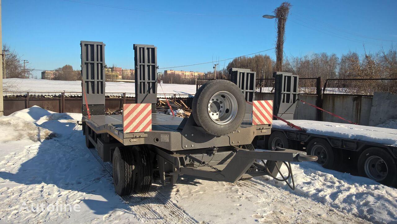 new VARZ PV-1406 equipment trailer