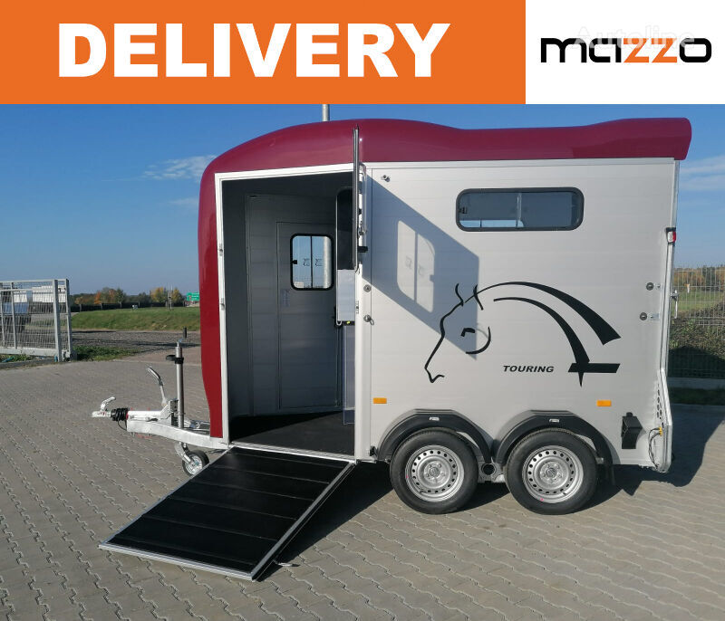 new Cheval liberte Touring country horse trailer with front entrance horse trailer