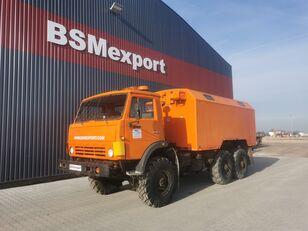 KAMAZ 4310 box truck