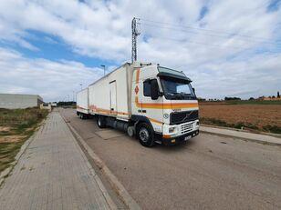 VOLVO FH12 380 box truck + trailer