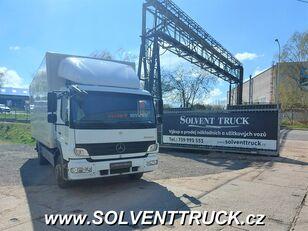 MERCEDES-BENZ Atego 1222,Euro 5,manuál box truck