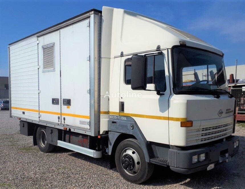 NISSAN L 75  box truck