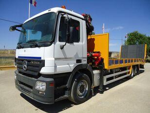 MERCEDES-BENZ ACTROS 25 36 car transporter