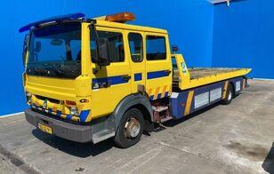 RENAULT Midliner S 180 DOKA Csörlővel és Rámpával Hidraulikus Plató car transporter