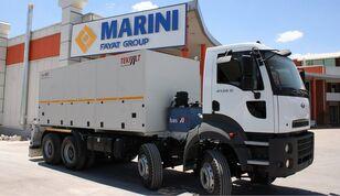 new MARINI / basFALT - Цементораспределитель cement tank truck