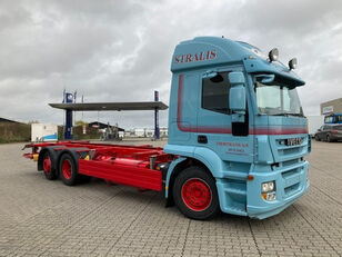 IVECO Stralis 260E42 6x2/4 chassis truck