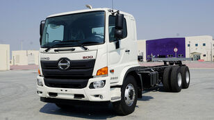 new HINO FM 2829 chassis truck