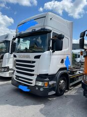 SCANIA R450 container chassis