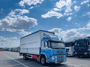 VOLVO FM 340 Tentas su bortu curtainsider truck