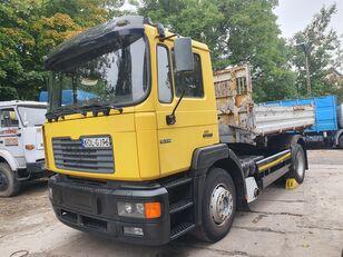 MAN 19.314 TIPPER 6 ZYLINDER  dump truck