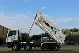 new MAN TGS 41.430 8x4  dump truck