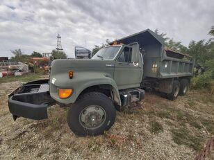 FORD F800 dump truck
