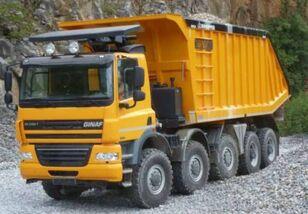 GINAF HD5380T dump truck