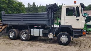 MAN 33.422 6X6 Manual ZF/Manual Pomp (362/372/402/403/414/463/464) dump truck