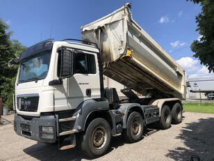 MAN TGS 35.440 dump truck