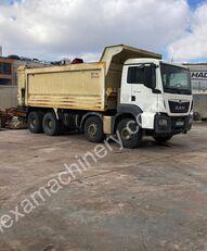 MAN TGS 41.420 (4 units) dump truck