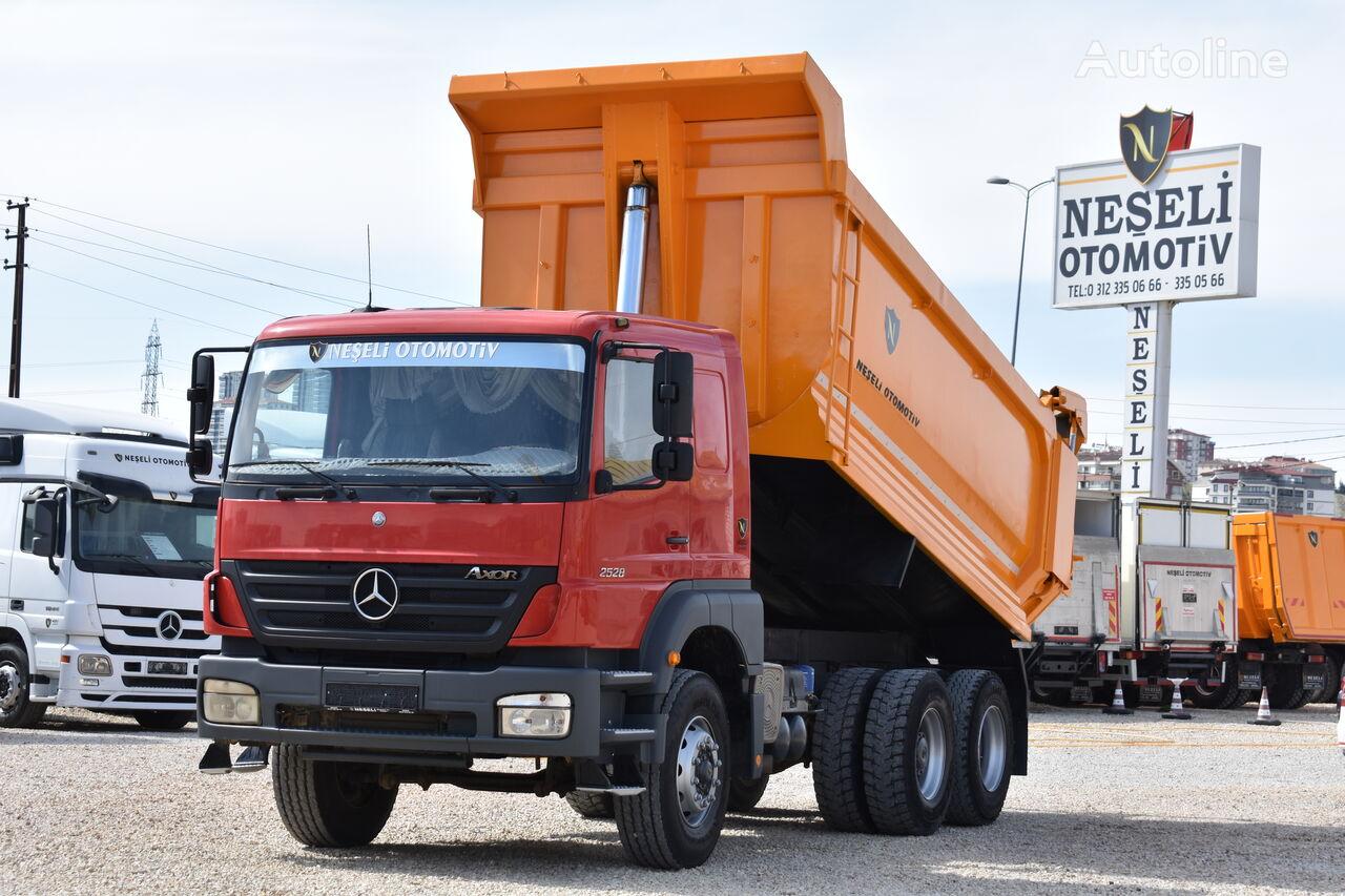 MERCEDES-BENZ 2006 MODEL AXOR 2528 HARDOX DAMP dump truck