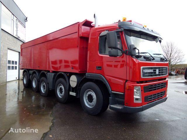 TERBERG FM2850-T 10x4 dump truck