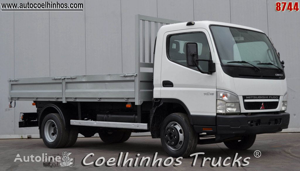 TOYOTA Fuso / Canter 7C18 flatbed truck