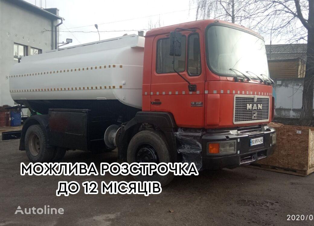 MAN TGA 19.293 fuel truck