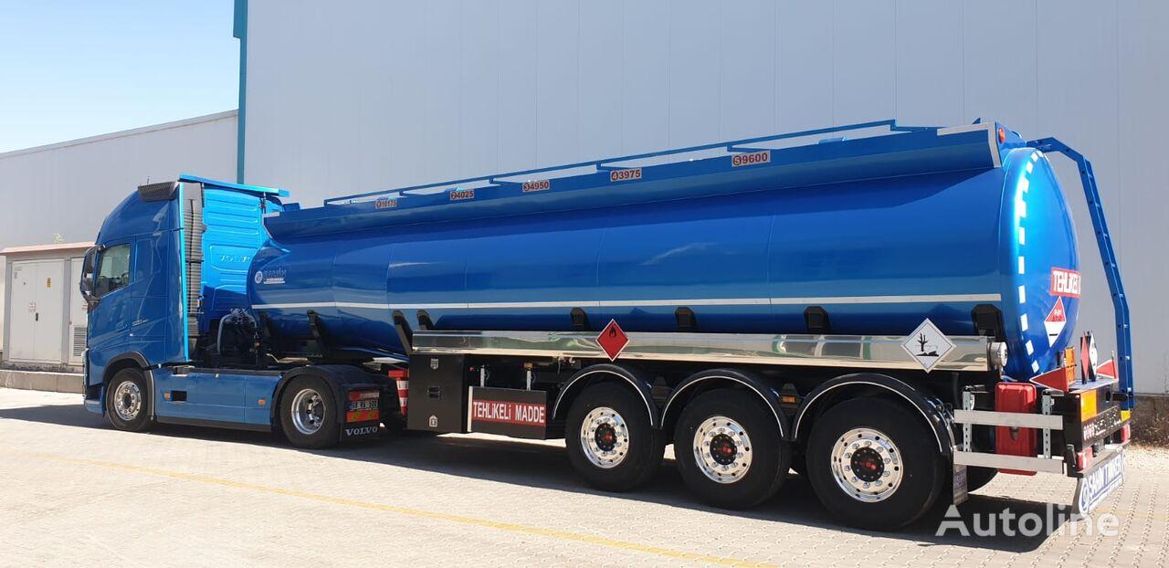 new SAHIN Benzovoz fuel truck