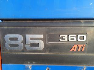DAF 85 CF  6x4  FULL STEEL hook lift truck