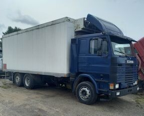 SCANIA 113-360 isothermal truck