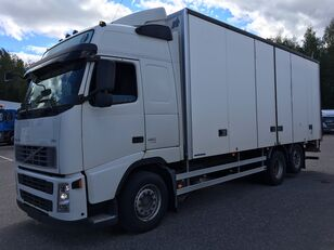 VOLVO FH13 480hp Open side isothermal truck