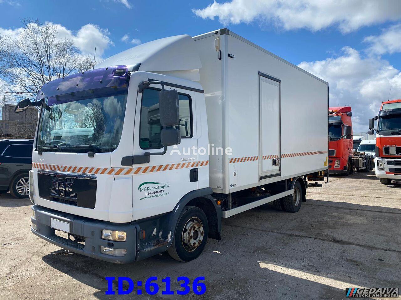MAN MAN TGL 7.150  isothermal truck