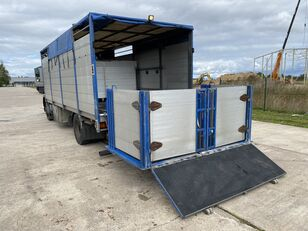 MAN 14.224 4x2 With Lift livestock truck