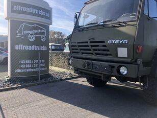 STEYR 1291.320 P43/M 4x4 Pritsche mit Plane military truck