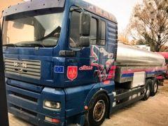 MAN TGA 26.410 milk tanker