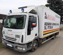 IVECO 80E17 refrigerated truck