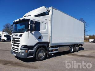 SCANIA R560 6x2*4 refrigerated truck