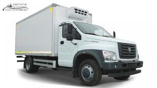 new GAZ Next C41R13 refrigerated truck