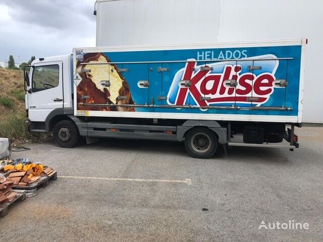MERCEDES-BENZ ATEGO 815 refrigerated truck