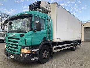 SCANIA P 270 CAISSE FRIGORIFIQUE refrigerated truck