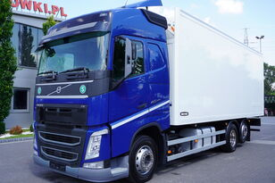 VOLVO FH460 , E6 , 18 EPAL , Height 2,6m , partition wall , retarder , refrigerated truck