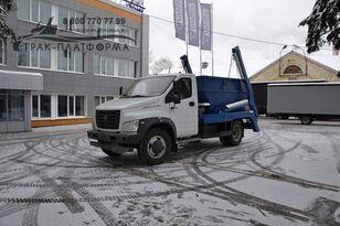 new GAZ Next С41R13 skip loader truck