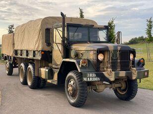 AM General M35 series  tilt truck + tilt trailer